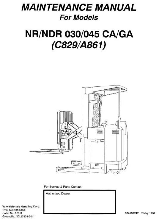 Yale Narrow Aisle Reach Truck A861 Ndr030ga Ndr045ga. Yale Narrow Aisle Reach Truck A861 Ndr030ga Ndr045ga Nr030ga Nr045ga Service Manual. John Deere. John Deere 1023e Parts Diagram Steering Cylinder Hose At Scoala.co