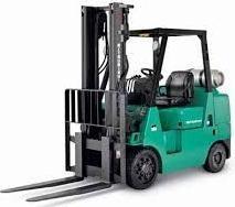 Mitsubishi Diesel Forklift Truck FD60 (F20C-20001-up), FD70 (F20C-70001-up) Workshop Service Manual