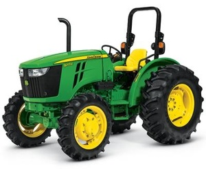 John Deere 5045E, 5055E, 5065E & 5075E (FT4) North America Tractors Service Repair Manual (TM901519)