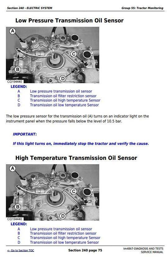 John Deere 6405 And 6605 Tractors Diagnosis Tests Rh Sellfy 332 Fuse Box Diagram 4500: John Deere 6405 Fuse Box Diagram At Eklablog.co