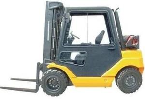 Still LPG Fork Truck Type R70-40T, R70-45T, R70-50T: R7081, R7082, R7083 Parts Manual