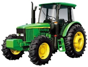John Deere 904, 1054, 1204 and 1354 2WD or MFWD - China Tractors Operators Manual (OMNF501913)