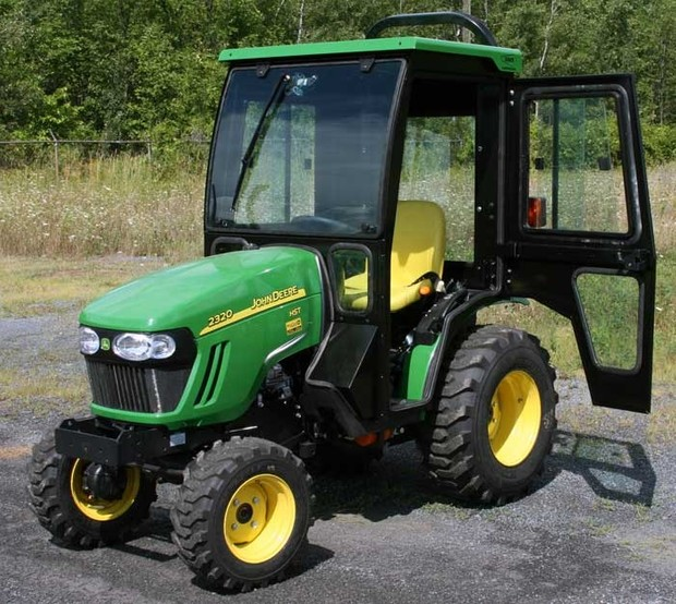 John Deere 2320 Compact Utility Tractor Test and Adjustments Technical Manual (TM2388)