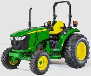 John Deere 4044M(R), 4049M(R), 4052M(R), 4066M(R) Tractors Diagnostic and Repair Manual (TM131019)