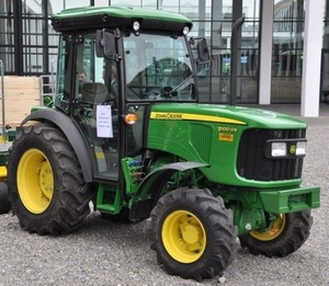 John Deere 5080G-5090G, 5090GH, 5080GV-5100GV,5080GF-5100GF Tractors Diagnosis&Tests Service Manual
