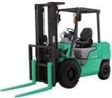 Mitsubishi Diesel Forklift Truck FD15N, FD18N, FD20CN, FD20N, FD25N, FD30N, FD35N Service Manual
