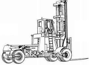 Hyster C008 Series: H17.00C, H19.00C, H21.50C, H23.50C, H26.00C, H28.00C, H32.00C Parts Manual