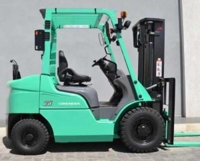 Mitsubishi Diesel Forklift Truck FD10, FD15, FD18, FD20, FD25, FD30, FD35A Workshop Service Manual