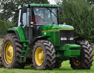 John Deere 7600, 7700 and 7800 2WD or MFWD Tractors Diagnosis and Tests Service Manual (TM1501)