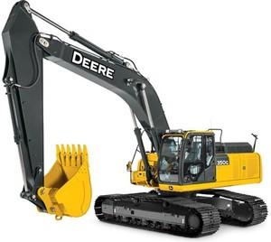 John Deere 350GLC Excavator Service Repair Technical Manual  (TM13197X19)