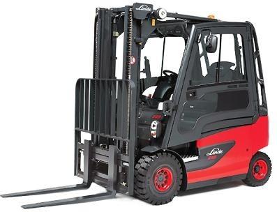 Linde Electric Lift Truck 387 EX Series: E25, E25L, E30, E30L, E35L Operating, Maintenance Manual