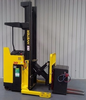 Hyster Reach Truck  N25XMDR2, N30XMR2, N40XMR2 (B470), N50XMA2 (B471 Series) Parts Manual