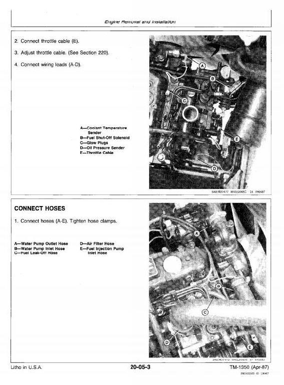 john deere front mower f912 f915 f935 workshop servi rh sellfy com John Deere LT133 Owner's Manual John Deere LT133 Owner's Manual