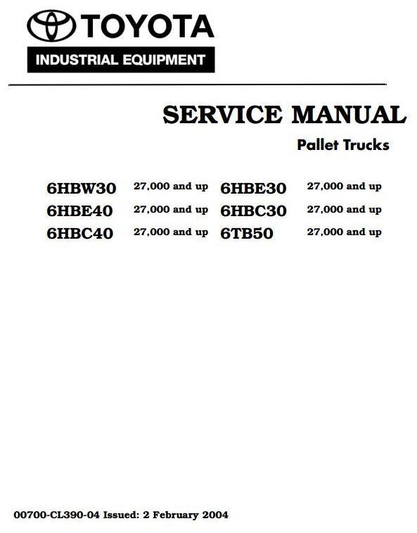 Toyota Truck 6hbc30 6hbc40 6hbe30 6hbe40 6hbw30 6. Toyota Truck 6hbc30 6hbc40 6hbe30 6hbe40 6hbw30 6tb50 Sn 27000. Toyota. Toyota Forklift 6hbe30 Wiring Diagram At Scoala.co