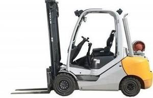 Still Forklift Truck RX70-22T, RX70-25T, RX70-30T, RX70-35T: 7325, 7326, 7327, 7328 Parts Manual