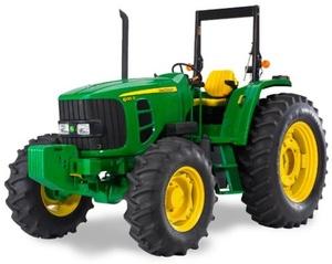 John Deere 6100D,6110D, 6115D,6125D, 6130D,6140D Tractors Diagnostic&Tests Service Manual (TM605119)