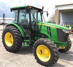 John Deere 5085M, 5100M, 5100MH, 5100ML, 5115M, 5115ML (FT4) Tractor Service Repair Manual(TM134319)
