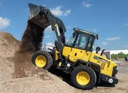 Komatsu Wheel Loader WA150PZ-5 sn: H50051 and up Operating and Maintenance Instructions