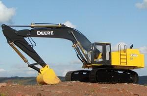 John Deere 450DLC Excavator Service Repair Technical Manual (TM2362)