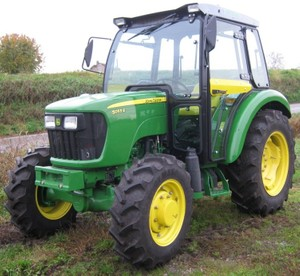 John Deere 5310, 5055E, 5060E, 5065E and 5075E India, Asia Tractors Diagnosis and Tests (TM902019)