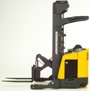 Jungheinrich Electric Reach Truck ETR314, ETR320 (03.2006-11.2009) Workshop Service Manual