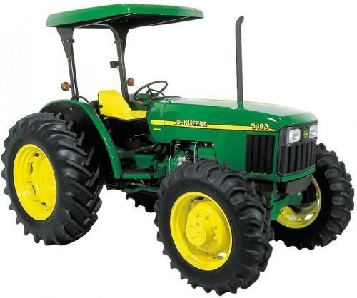 John Deere 5403 Tractor 4x4 : John deere s