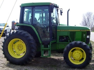 John Deere 6200, 6200L, 6300, 6300L, 6400, 6400L, 6500, 6500L Tractors Service Repair Manual(tm4523)