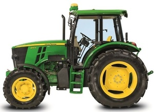 John Deere 6100B and 6110B 2WD or MFWD - China Tractors Service Repair Manual (TM700019)