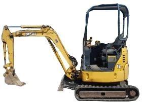 John Deere 17ZTS Compact Excavator Service Repair Technical Manual (TM1897)