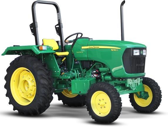 John Deere 5036C, 5039C, 5041C and 5042C (India Edition) Tractors Repair Technical Manual (TM900219)