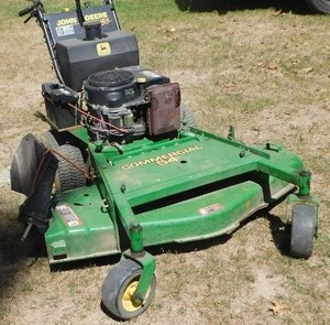 John Deere Commercial Walk-Behind Mowers 32, 36, 48, 52 inch Workshop Service Manual (tm1305)
