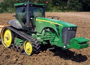 John Deere 8295RT, 8320RT, and 8345RT (SN: 900101- 907100) Tractors Service Repair Manual (TM104519)