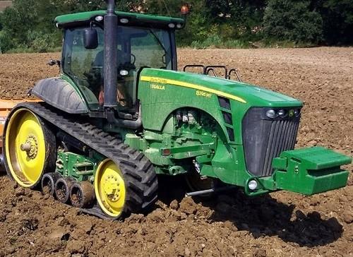 John Deere 8295RT, 8320RT, and 8345RT (SN: 900101- 907100) Tractors Service Repair Manual (TM104519)