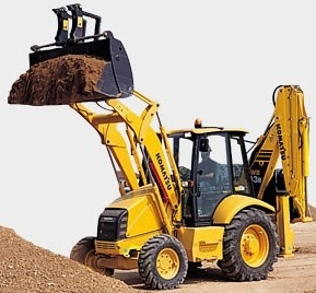 Komatsu Backhoe Loader WB91R-2, WB93R-2 Operating and Maintenance Instructions