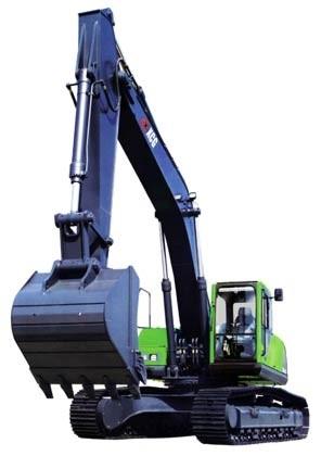 XCG 330LC-8B Excavator Service Repair Technical Manual (TM11586)