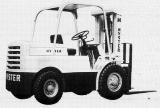 Hyster Diesel/LPG Forklift Truck C005 Series: H100C, H120C, H60C, H70C, H80C Spare Parts List EPC