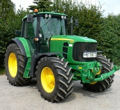 John Deere 6830, 6930 European Tractors Service Repair Manual (TM400619)