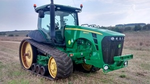 John Deere 8320RT, 8345RT, 8370RT 8RT RW (S.N.: 912001-) Tractors Service Repair Manual  (TM119319)