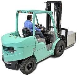 Mitsubishi Diesel Forklift Truck FD40NB, FD45NB, FD50CNB, FD50NB, FD55NB Service Manual