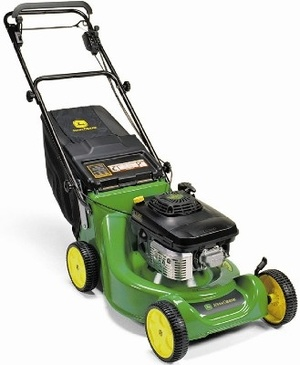 John Deere 21-Inch Walk-Behind Mower JA60, JA62, JA65, JE75, JX75, JX85 Technical Manual