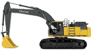John Deere 470GLC Excavator Troubleshooting, Operation and Test Service Manual  (TM13173X19)