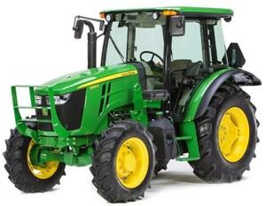 John Deere 5085E, 5090E, 5090EL, 5100E (FT4) Tractors Diagnosis and Tests Service Manual (TM134419)