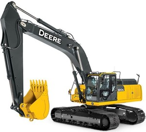 John Deere 380GLC Excavator (PIN: 1FF380GX__F900006-) Diagnostic, Operation and Test (TM13204X19)