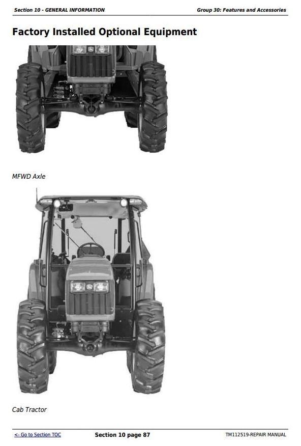 john deere 5083e 5093e 5101e and limited models trac rh sellfy com