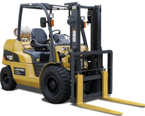 Caterpillar Forklift Truck GP40N, GP45N, GP50CN, GP50N, GP55N Workshop Service Manual