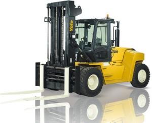 Yale Forklift (F877): GDP 130/140/160 EC (Europe), GDP 300/330/360 EC Workshop Service Manual