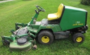 John Deere Front Mower F735 Technical Manual (Workshop, Service, Repair)