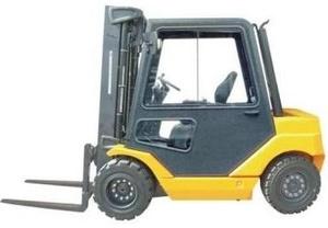 Still Diesel Fork Truck R70-40D, R70-45D, R70-50D: R7071, R7072, R7073 Parts Manual