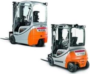 Still Forklift RX20-15,-16,-18,-20: 6210, 6211, 6212, 6213, 6214, 6215, 6216, 6217 Parts Manual
