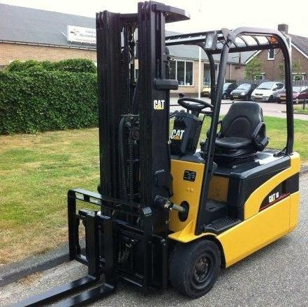 Caterpillar Electric Forklift Truck EP16NT, EP18NT, EP20NT Workshop Service Manual